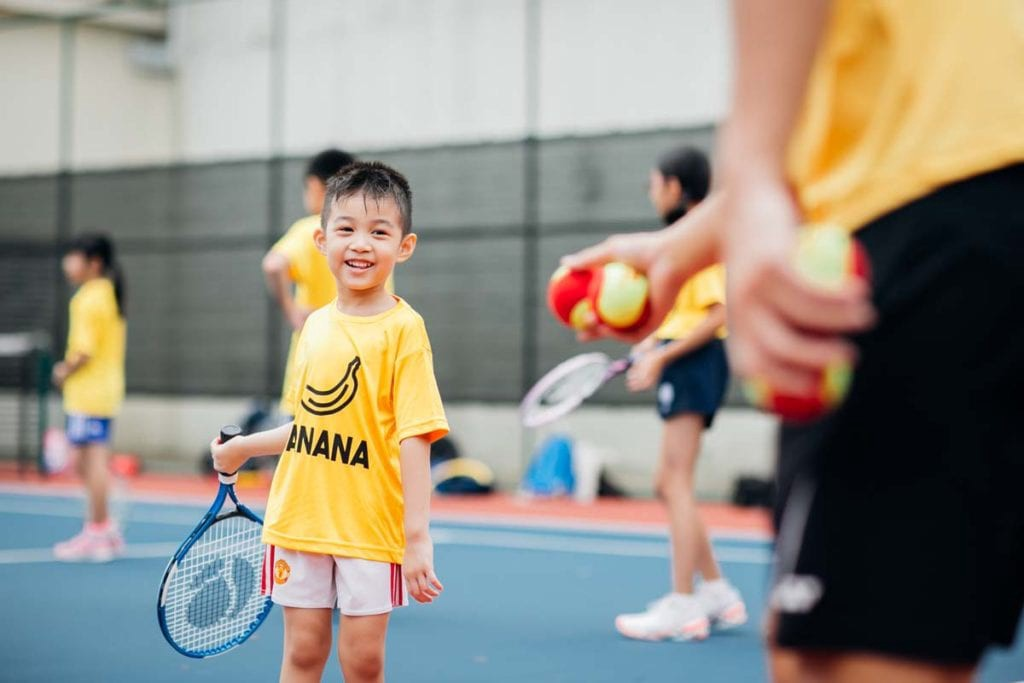 What Is The Best Age To Start Tennis By Banana Tennis Medium