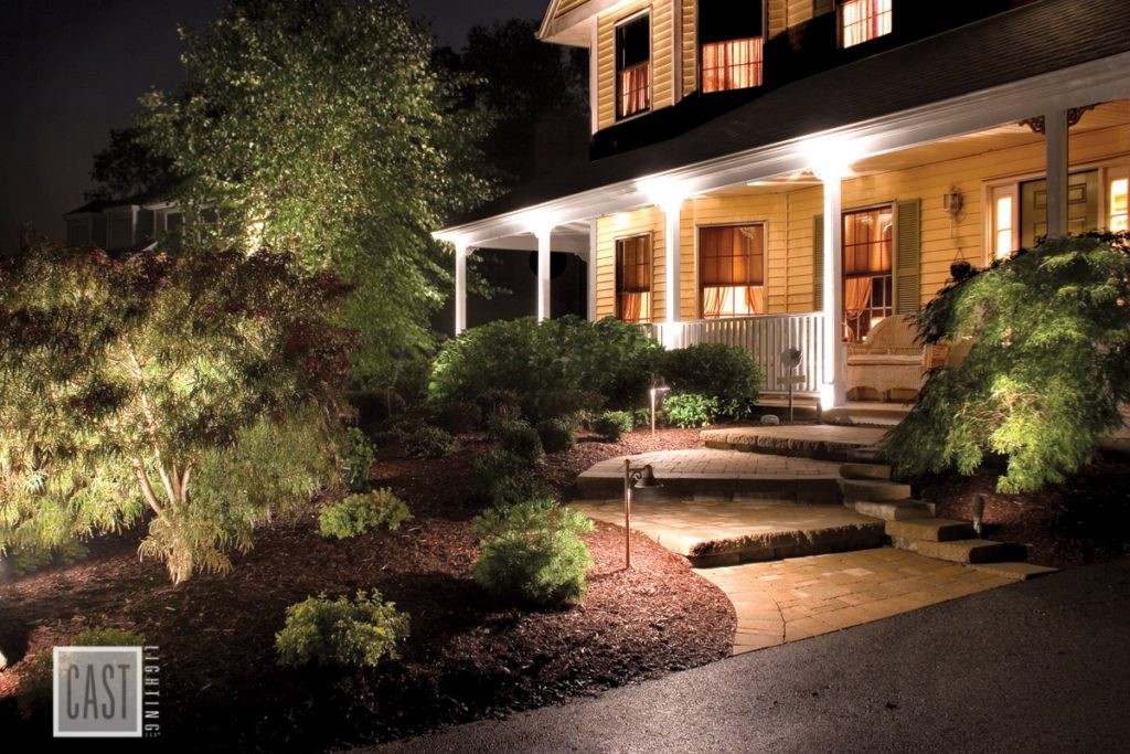 10 Benefits Of Led Landscape Lighting Versus Traditional Bulbs By Landscape Creations Medium