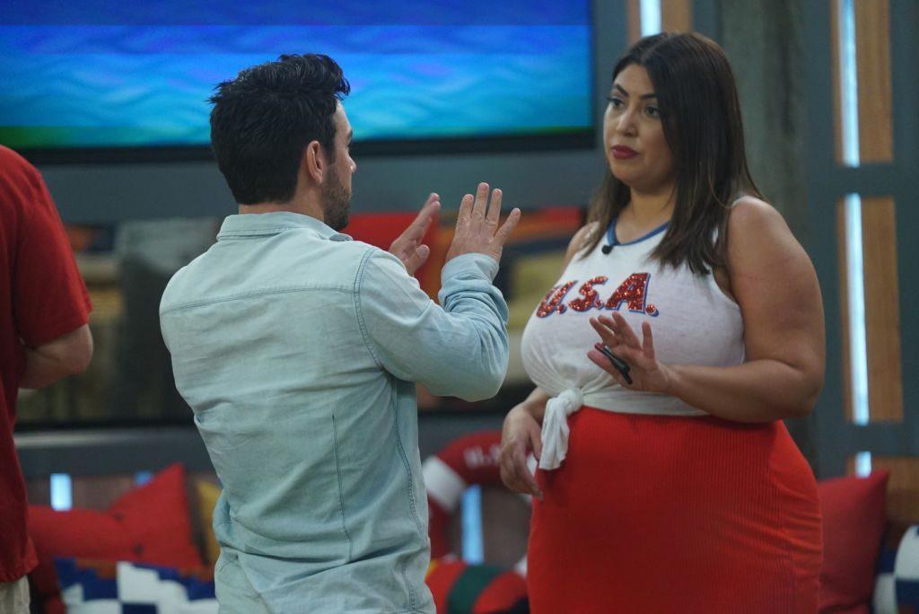 Big Brother — Season 21 Episode 30 : Episode 30 — CBS — 2019