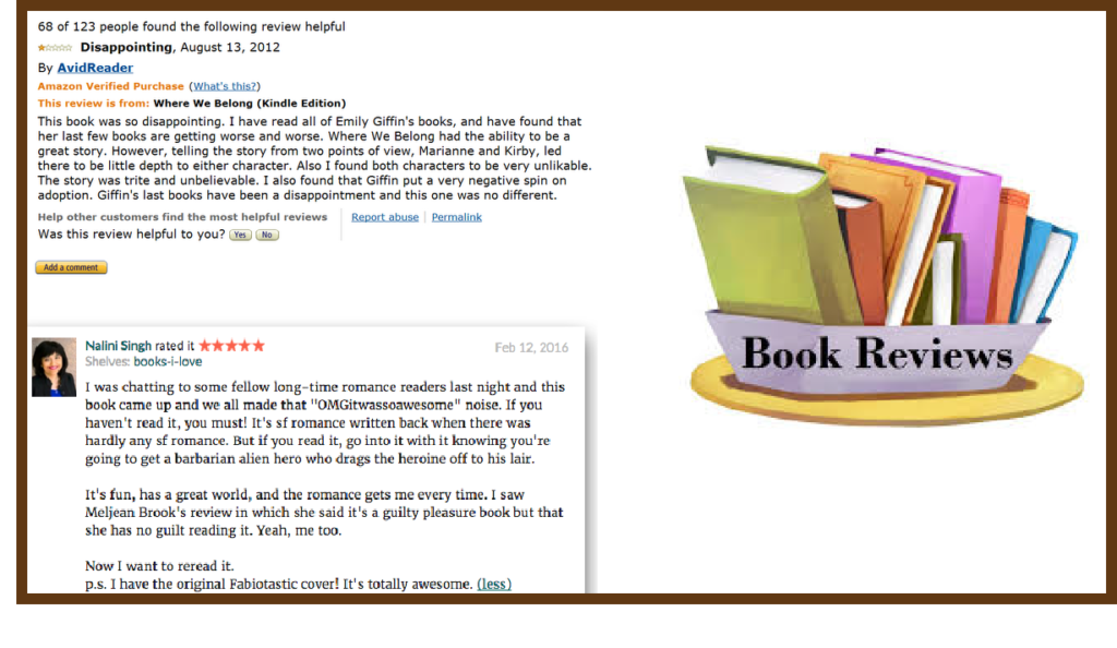Books Reviews Online
