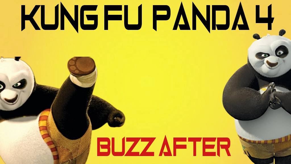 Kung Fu Panda 4 Will There Be A Fourth Film Buzz After Medium