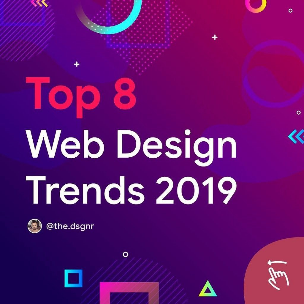Top 8 Web Design Trends 2019 Top 8 Web Design Trends 2019 By Ruslan Galba Hellotegra Medium