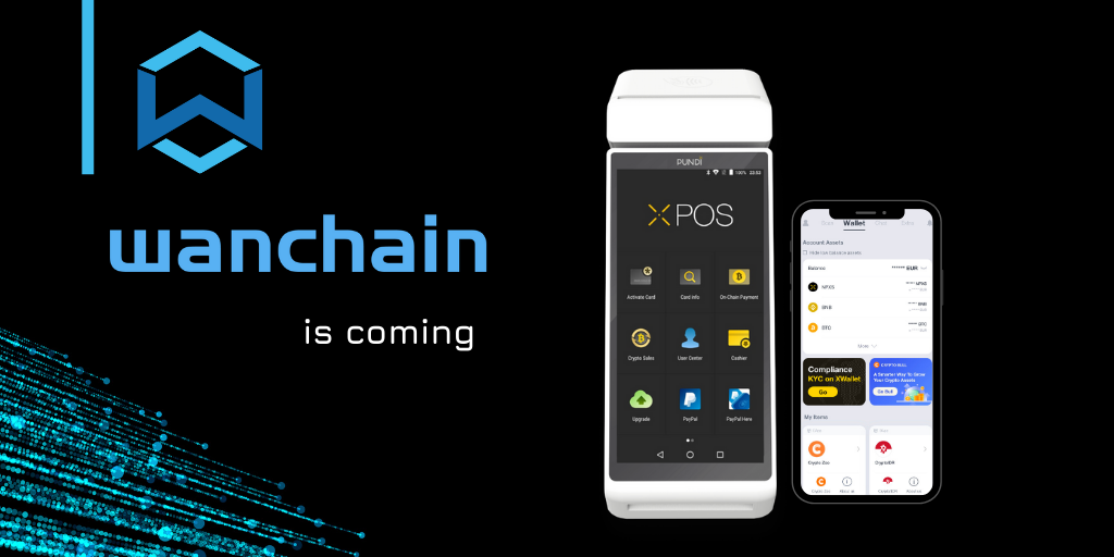 Wanchain and Pundi X Join Forces to Bring Cryptocurrency Commerce to the Masses