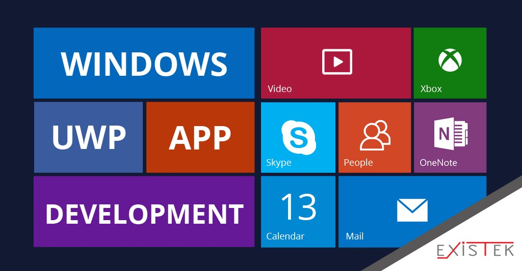 UWP Apps and How UWP Applications Development Is Different