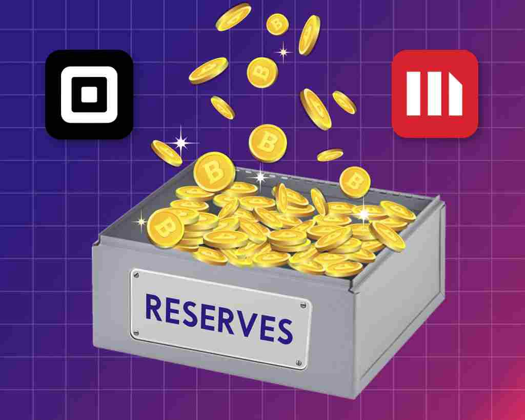 Square and MicroStrategy turn to Bitcoin for their reserves