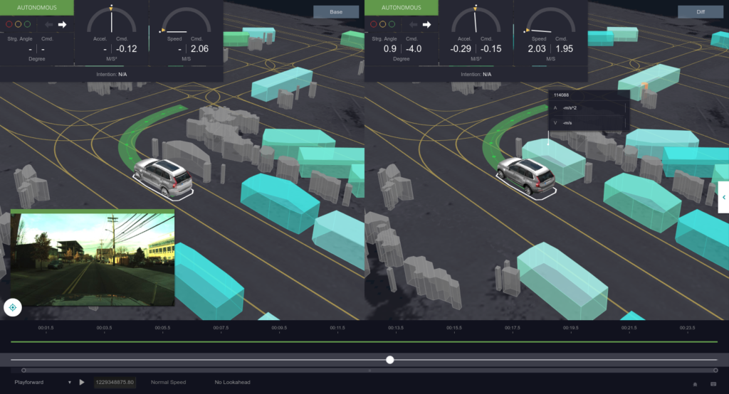 Autonomous Visualization System from Uber ATG - Self-Driving