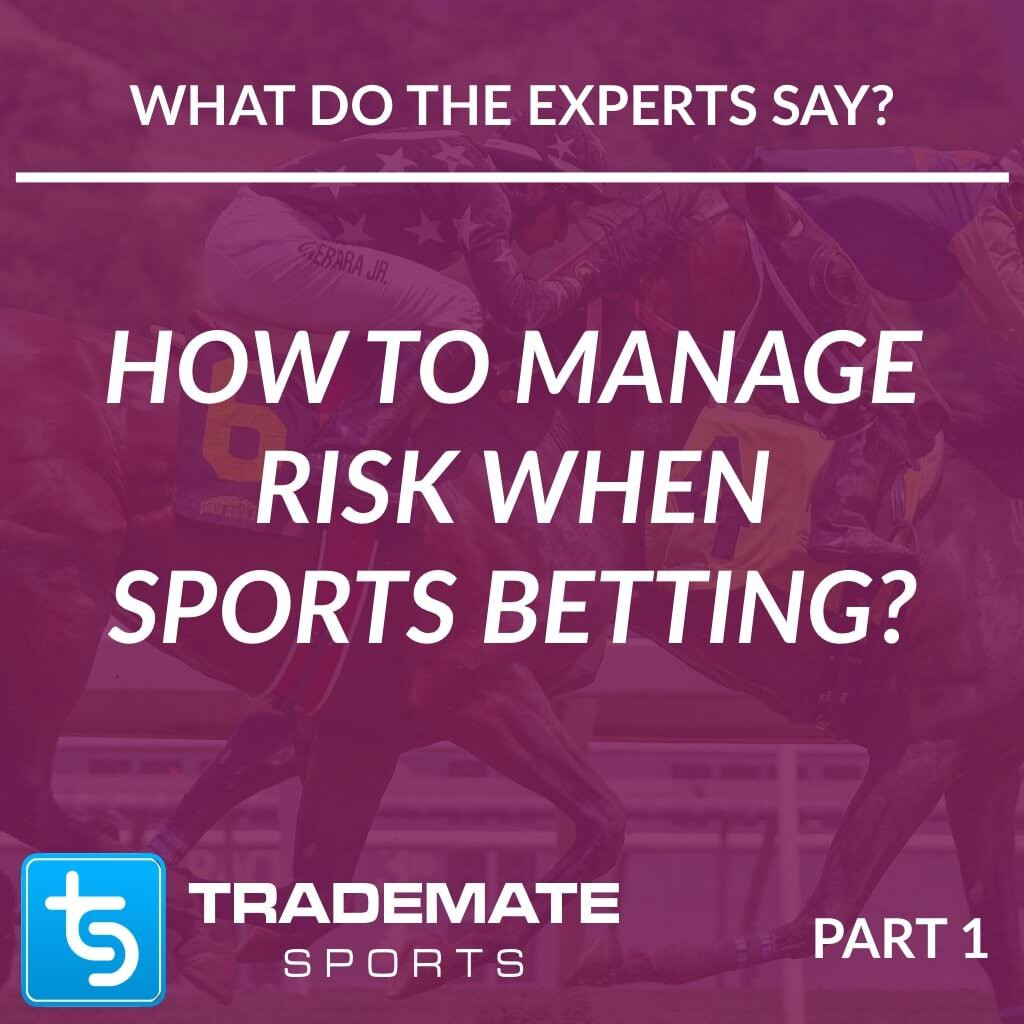 sports betting risk management