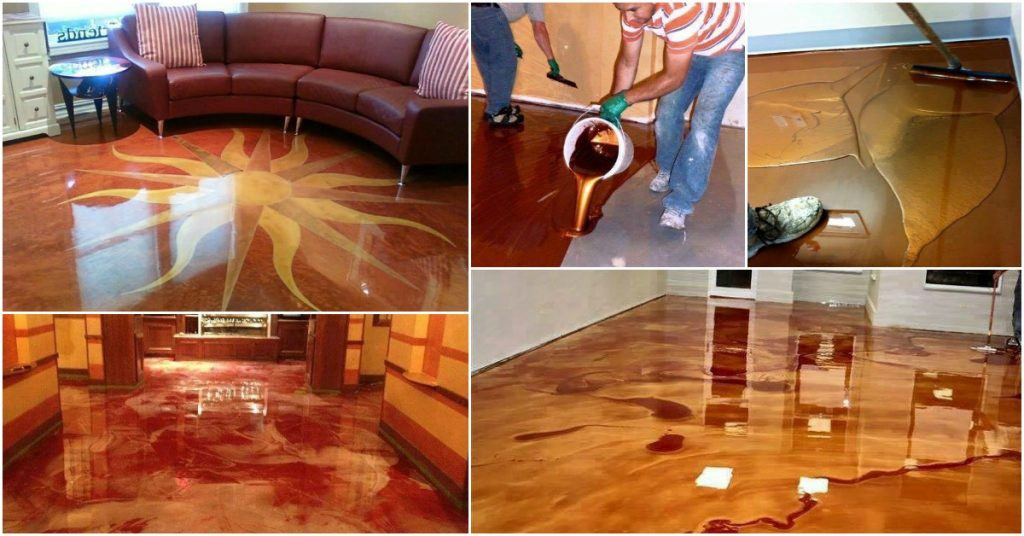 Sustaility Of Epoxy Floor Coating