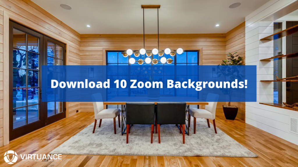 10 Beautiful Backgrounds For Your Real Estate Zoom Meetings