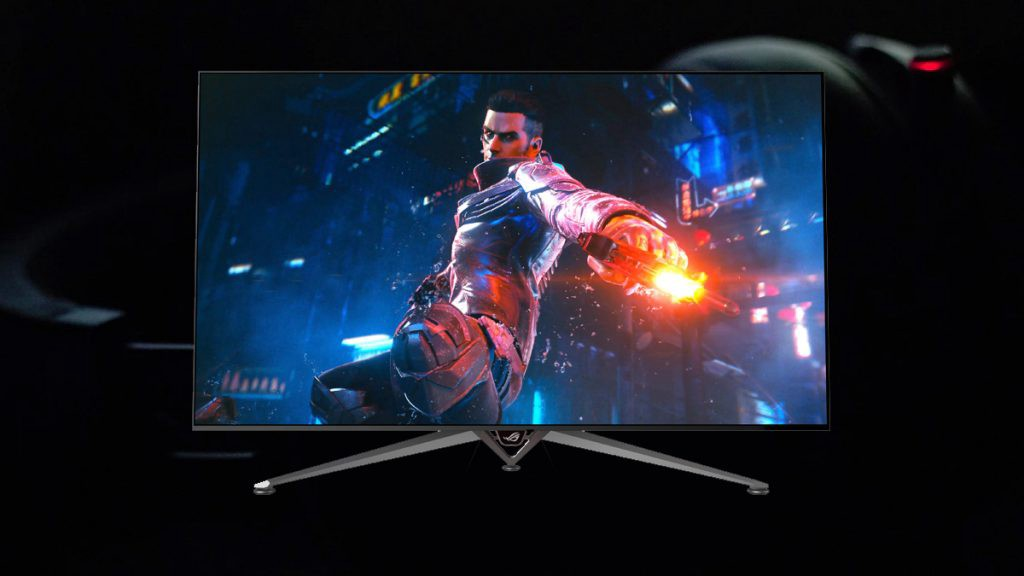 ASUS Swift PG65UQ gaming monitor launches with 65-inch G
