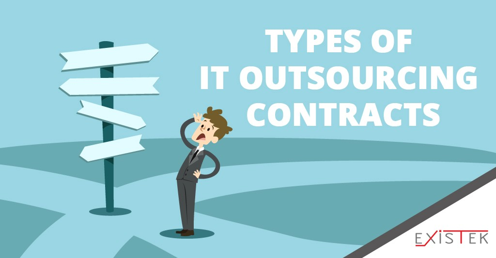IT Outsourcing Models and Types of Outsourcing Contracts