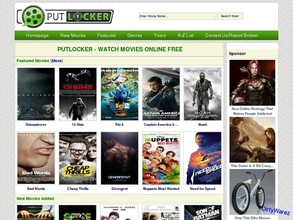 Advantages of Picking Putlocker Web Site to See movies