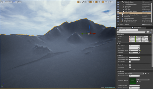 Unreal Engine 4: Procedural Landscape Materials - Joy Machine