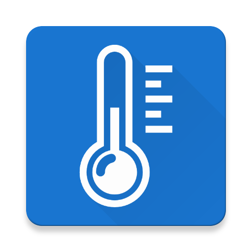 Measure the temperature around you on Android with My