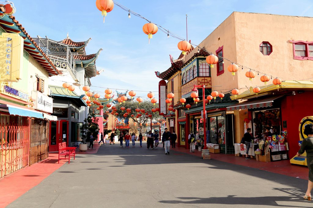 The Transformation of Chinatown Los Angeles | by Cici Yao | Medium