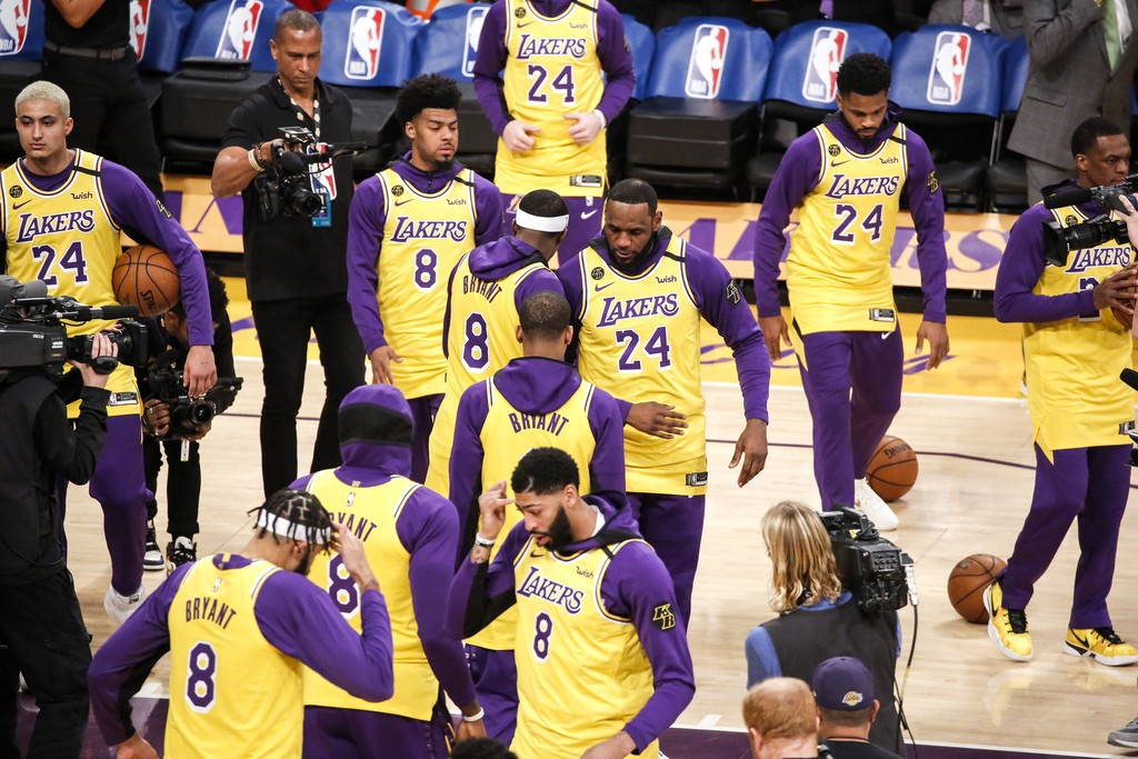 If The 2020 Nba Season Is Cancelled What Will The 2021 Lakers Look Like By Lakertom Medium