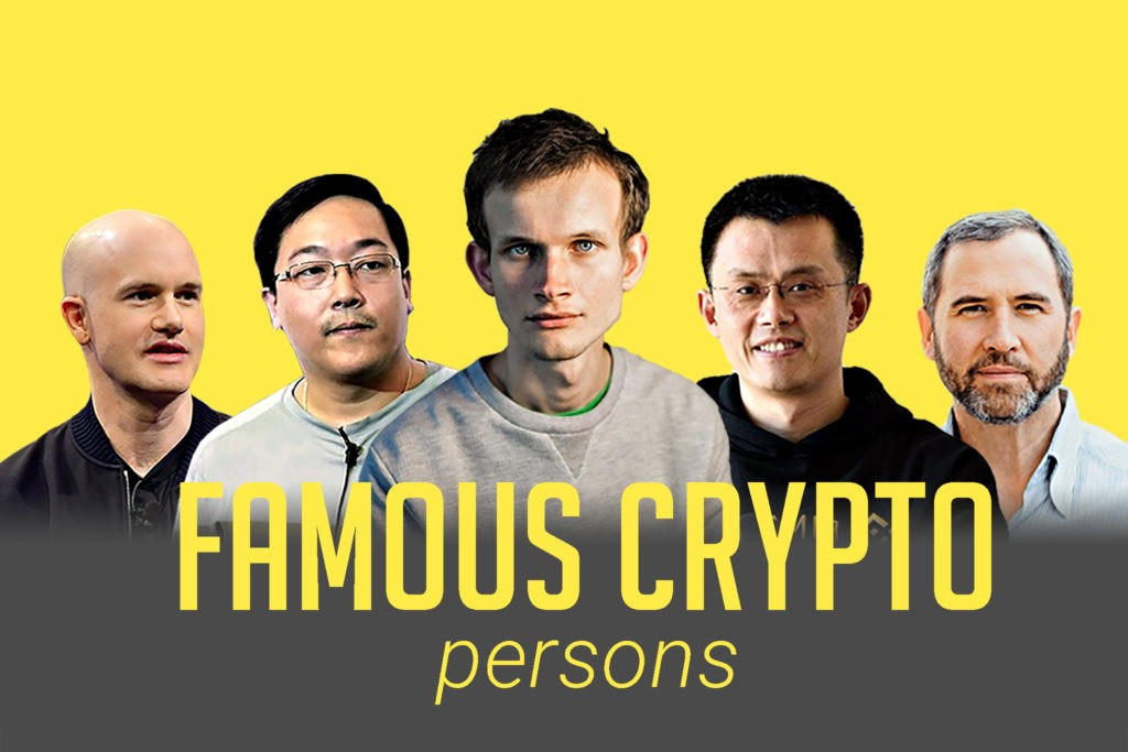 persons cryptocurrencies