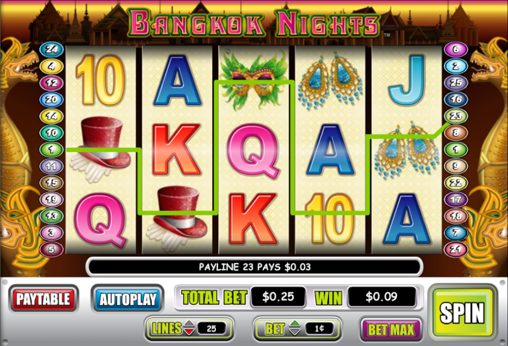 Online casinos like liberty slots