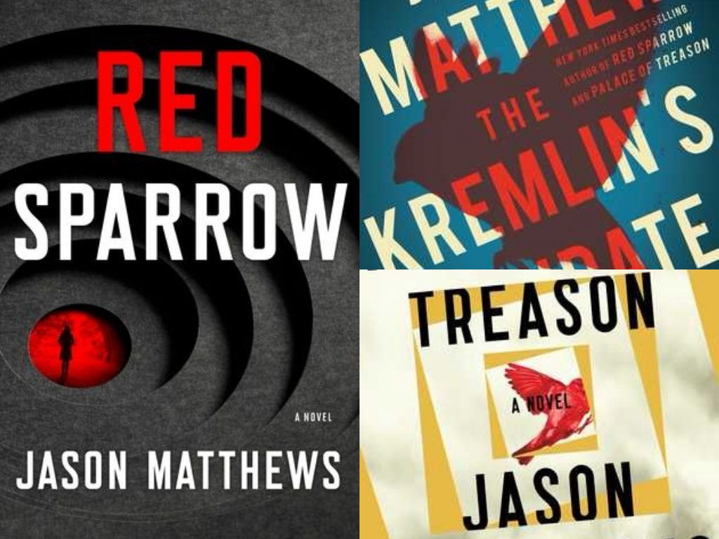 Review of the Red Sparrow Trilogy by Jason Matthews | by Kartik Narayanan