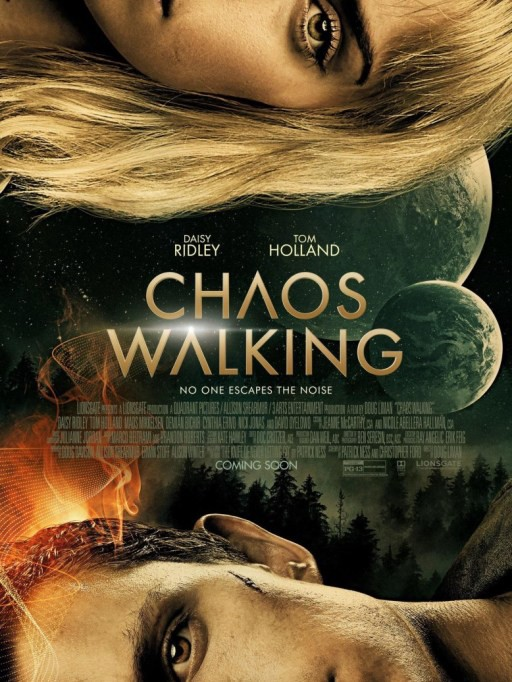 Theatrical Poster for Chaos Walking