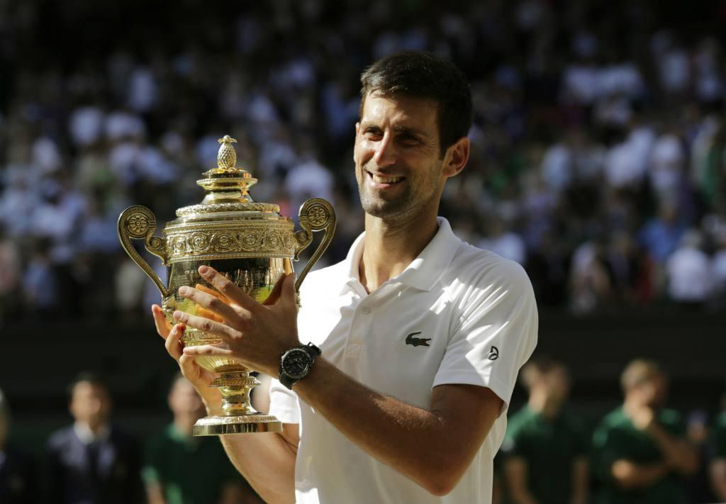 Novak Djokovic An Unanticipated Yet Unsurprising Renaissance By The Edict Staff The Edict Medium