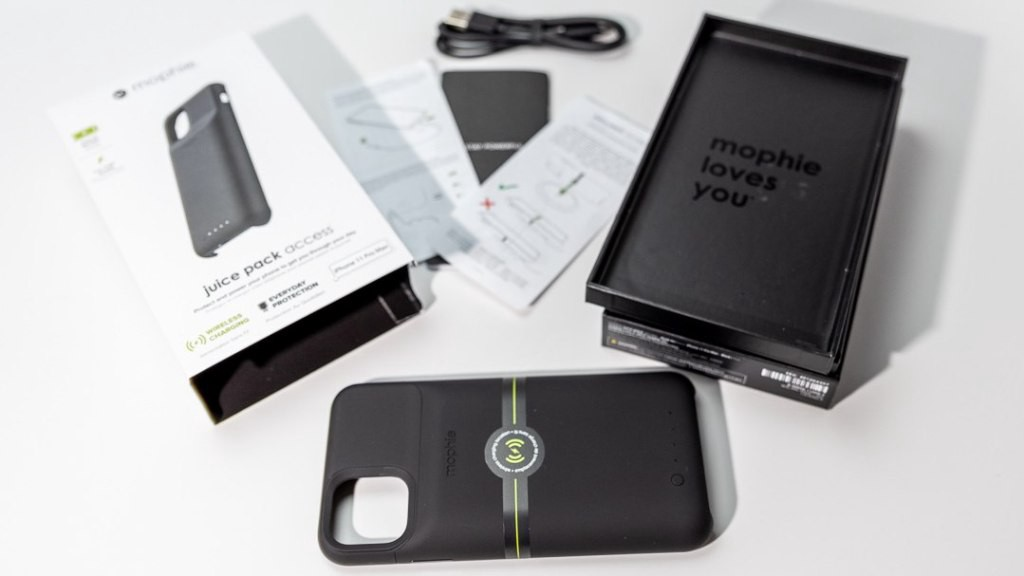 Mophie Juice Pack Access Battery Case For Iphone 11 Pro Max Review Mac Sources By Macsources Medium The updated juice pack access for apple's newest iphones can be charged wirelessly. mophie juice pack access battery case