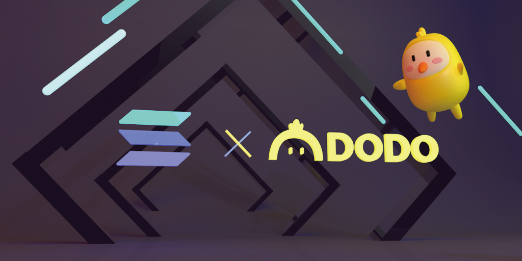 DODO is Coming to Solana