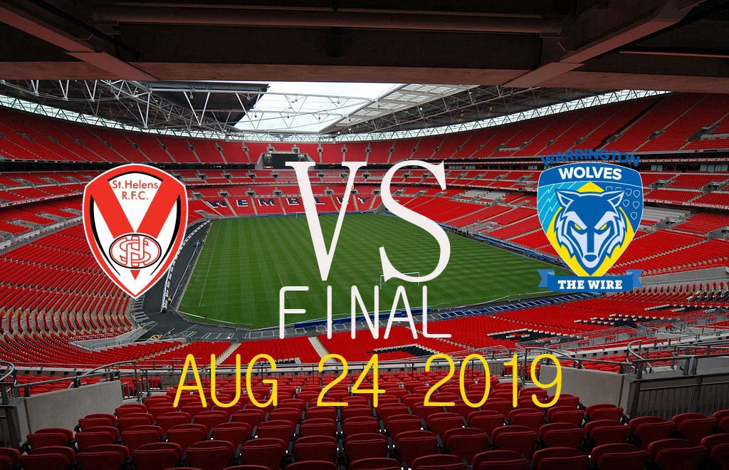 Challenge Cup Final 2019: St Helens Vs Warrington Wolves Live Score And Free ?? Stream