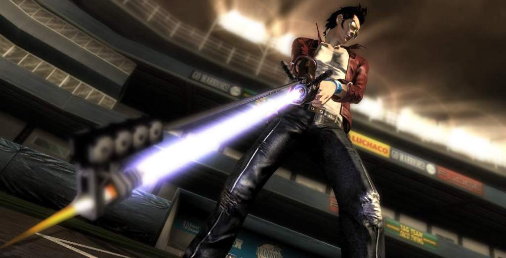 No More Heroes 2 — Sacrificing Gameplay for an Underlying Message   by Alex  Cicala   Cube   Medium