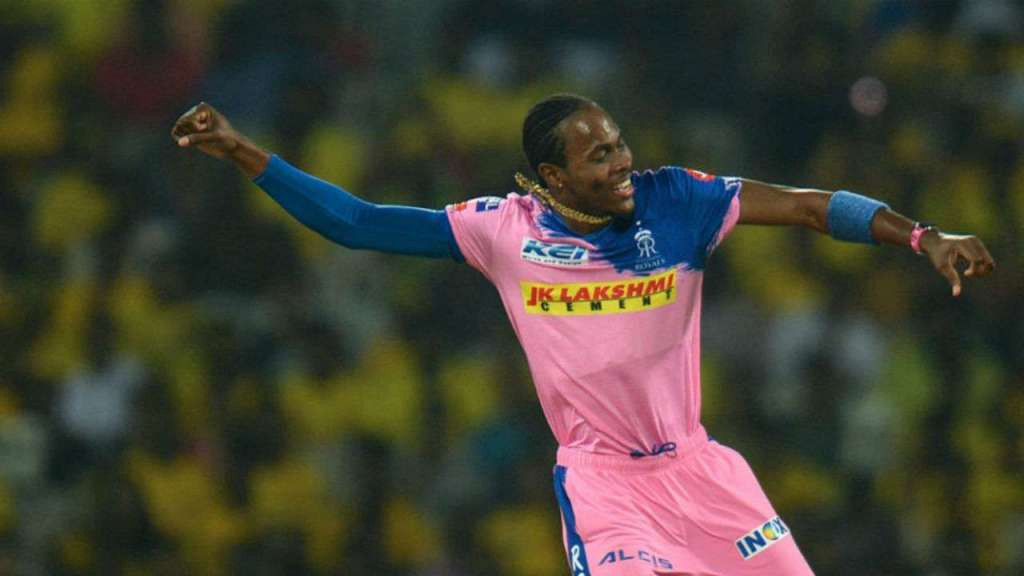 Jofra Archer was the most feared bowler of the season || Image Source: BCCI