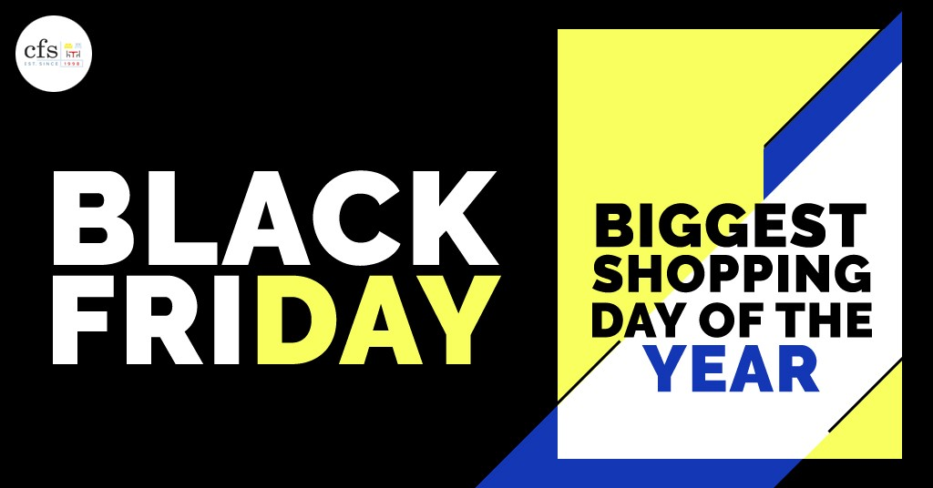 Black Friday Biggest Shopping Day Of The Year By Andrew Simmons Medium