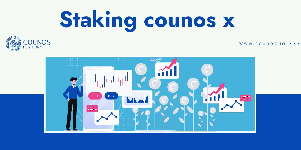 Staking Counos X (CCXX)