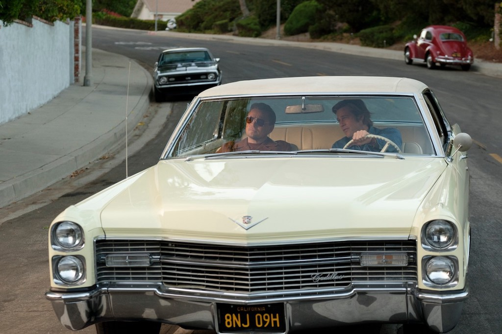 The Aesthetic Of Nostalgia In Once Upon A Time In Hollywood By Riot Material Medium