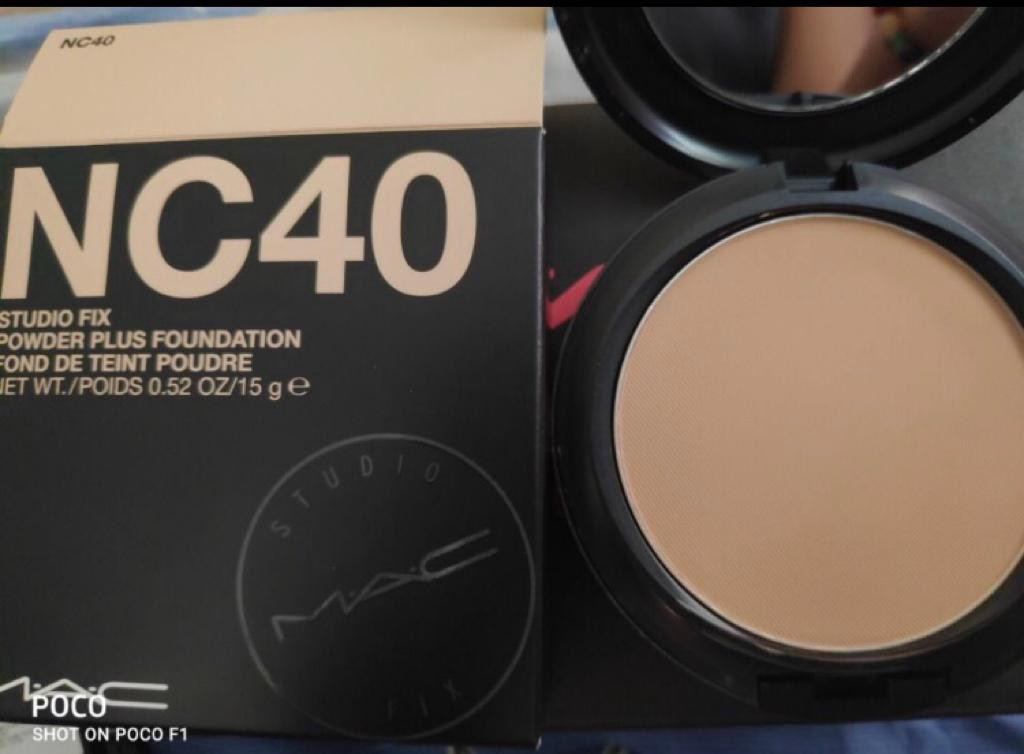 Mac Studio Fix Powder Foundation Review By Queen Makeup And Beauty Medium
