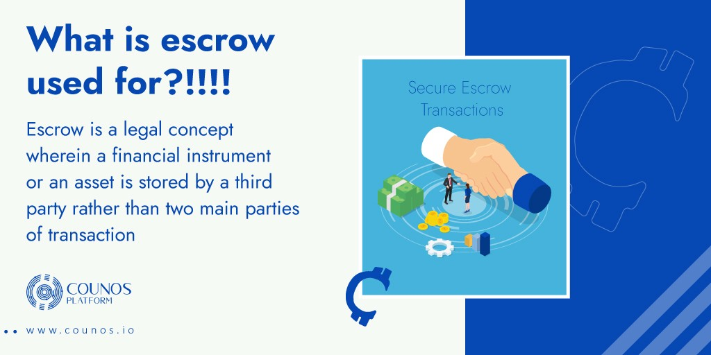 What Is Escrow Used for?