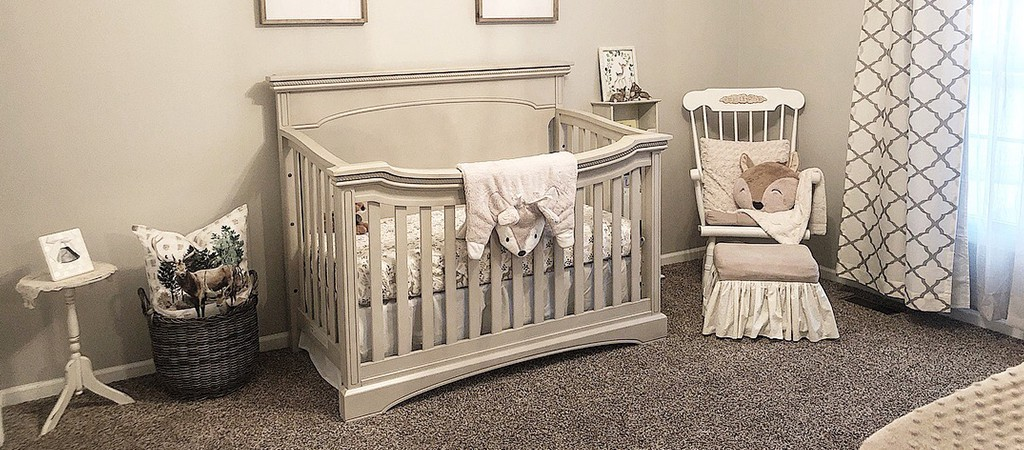Oh Deer What A Nursery Ideas To