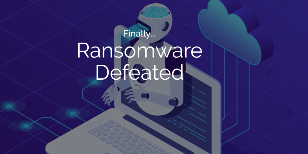 Will Ransom Data Guard be the nemesis of ransomware?