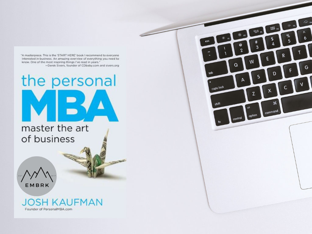 The Personal MBA — My review of Josh Kaufman's book