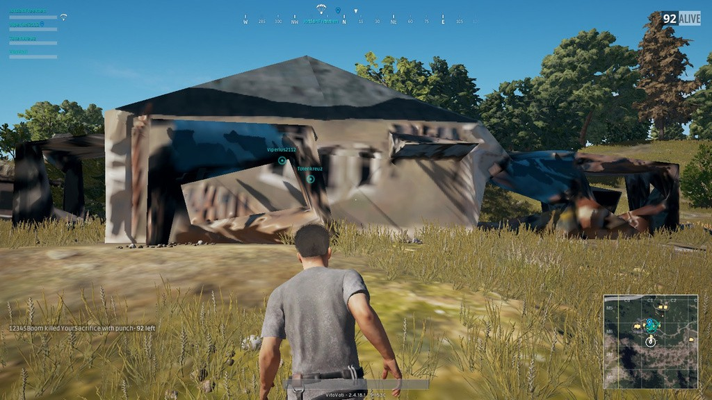 Stutters and buildings not loading: My experience with PUBG