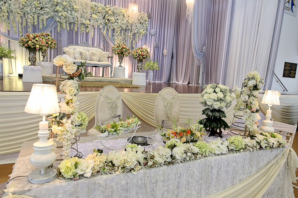 Malay Wedding Venue Package For 500 Pax Sg By Comel Molek Wedding Service Singapore Medium