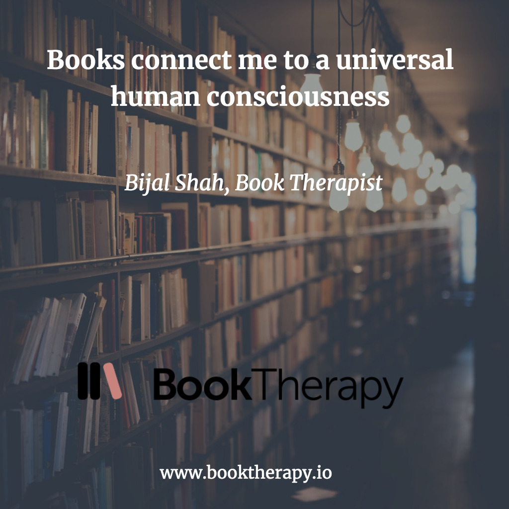 My Favourite Book Therapy Quotes - Bijal A Shah - Medium