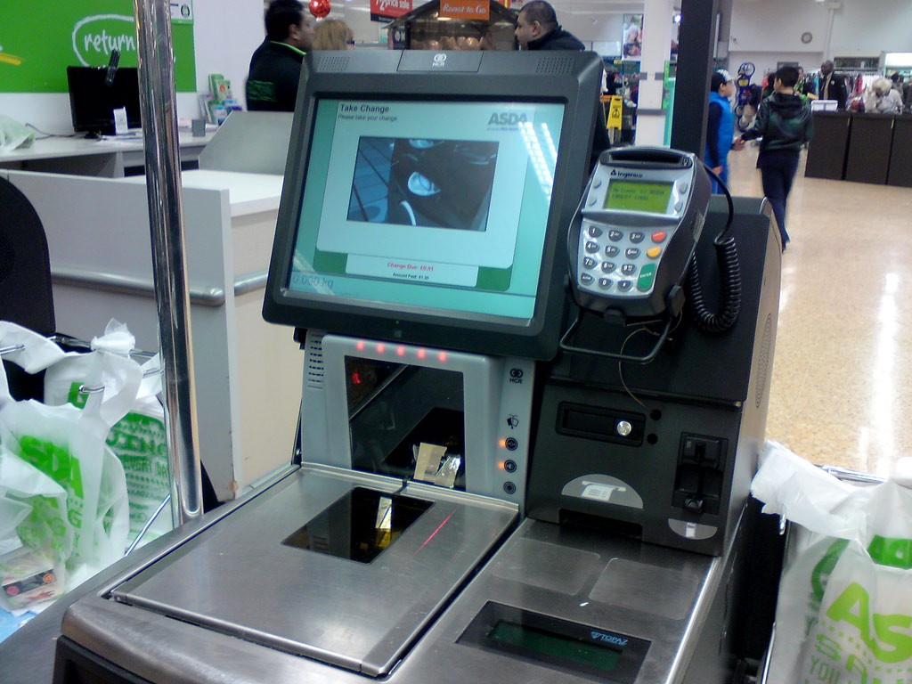 Why Self-Service Checkouts Suck - THE UX CHAP - Medium