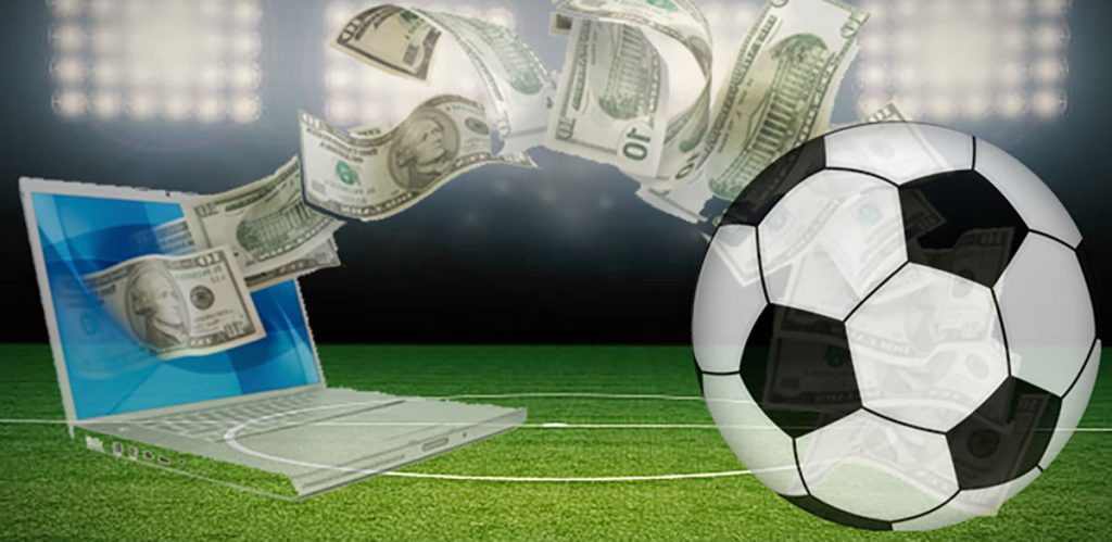 betting football games online