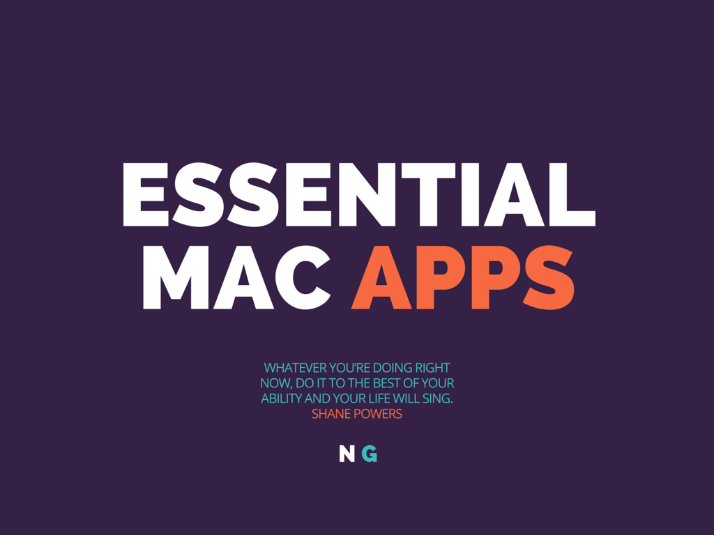 13 Essentials Apps For Your Mac - Neeraj Grover - Medium