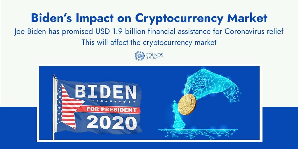 What Impacts Does Biden's Entry into the White House Have on Cryptocurrencies Market?