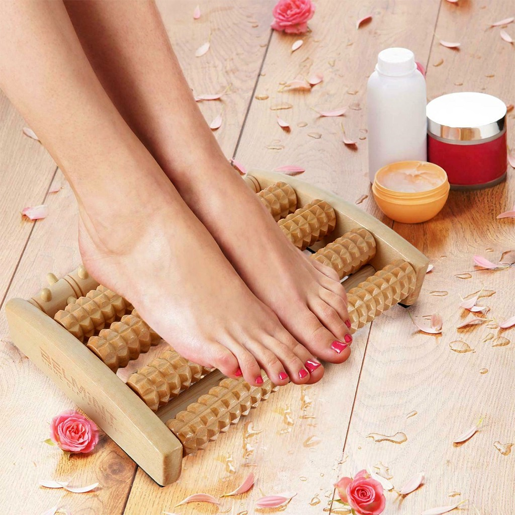 Dual Foot Roller Massager. TheraFlow Dual Foot Roller Massager is… | by  Idiot Buy | Medium