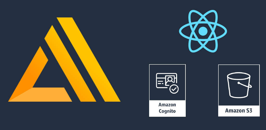 Upload Files To AWS S3 From React App —Using AWS Amplify