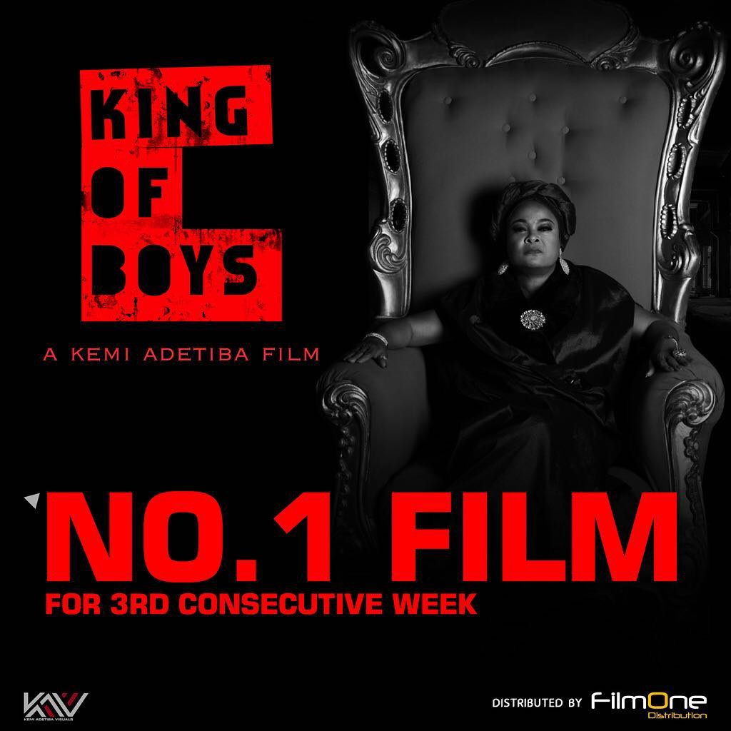 Image result for king of boys