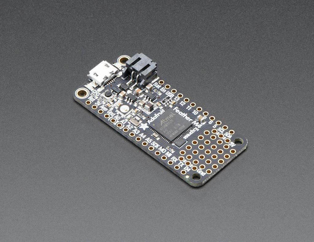The New Adafruit Feather M4 - Hackster Blog