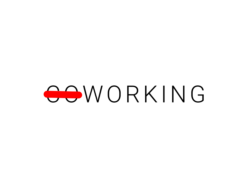 How coworking just became the new normal of working